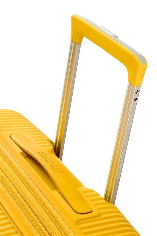 SPINNER AMERICAN TOURISTER SOUNDBOX GOLDEN YELLOW 55cm - Imagen 3