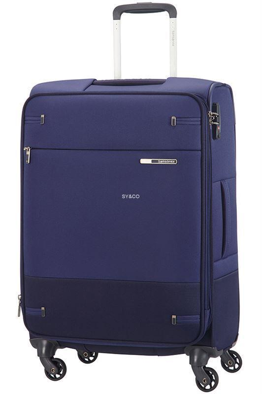SPINNER SAMSONITE BASE BOOST NAVY BLUE 66cm - Imagen 1
