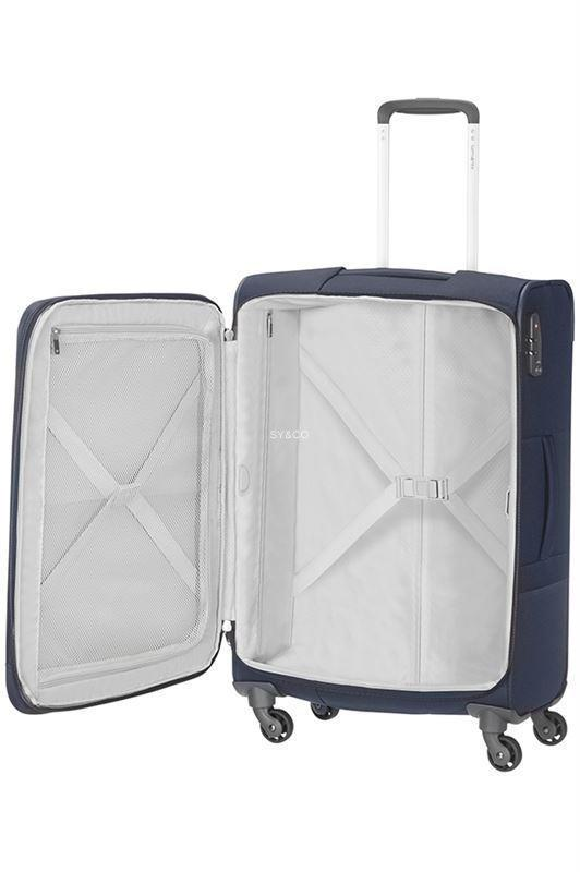 SPINNER SAMSONITE BASE BOOST NAVY BLUE 66cm - Imagen 4